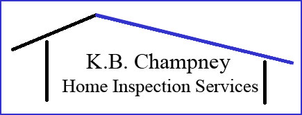 K.B. Champney Home Inspection Services logo